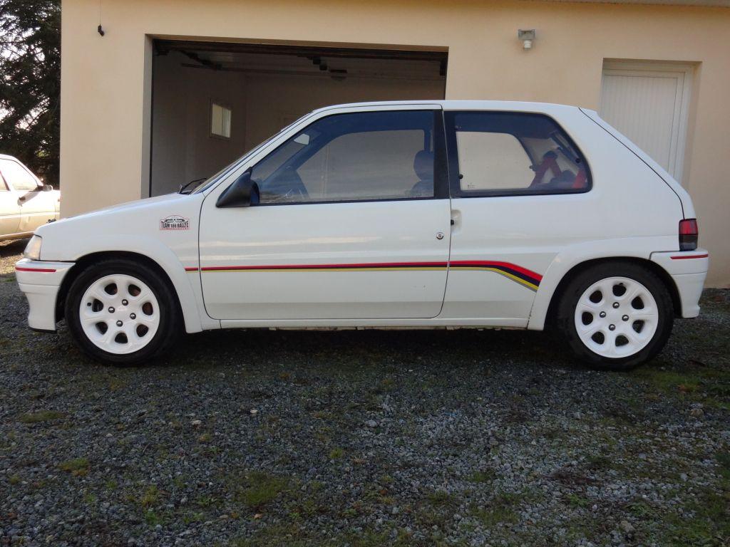 Kit voiture 106